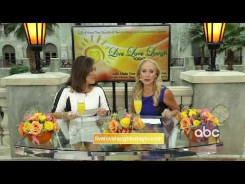 """October 2013 """"Live Love Laugh Today with Linda Cooper & Susie McAuley TV show"""