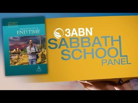 """Lesson 1: """"The Cosmic Controversy"""" - 3ABN Sabbath School Panel"""