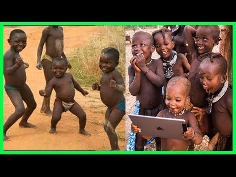 25 African Kids Funny and Talented Dance Moves