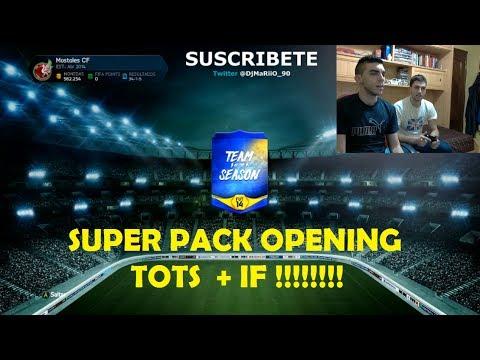 PACK OPENING | TOTS + IF !!!!!! REACCIÓN ÉPICA | DjMaRiiO