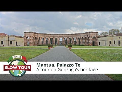 Mantua: sightseeing tour at Palazzo Te  | Italia Slow Tour |