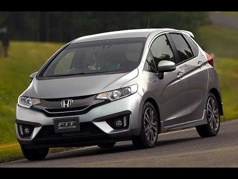 2015-2016 Honda Fit hybrid, si, ev,specs,price - YouTube