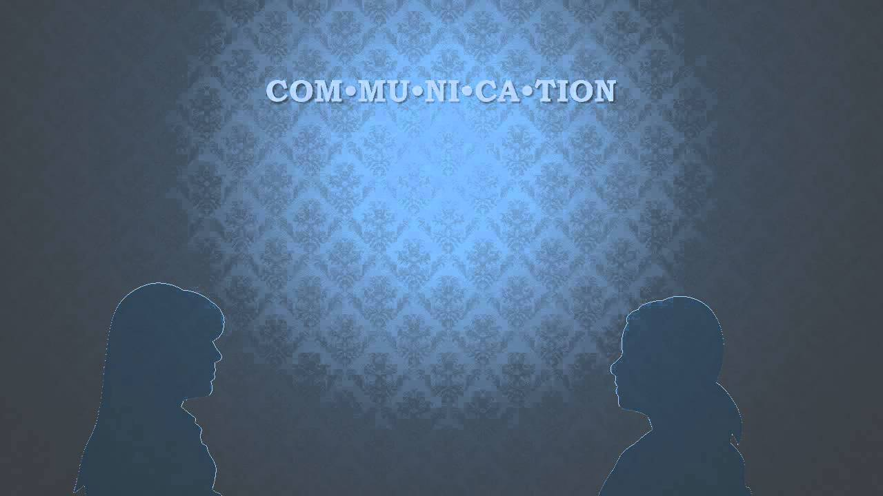 powerpoint presentation about communication