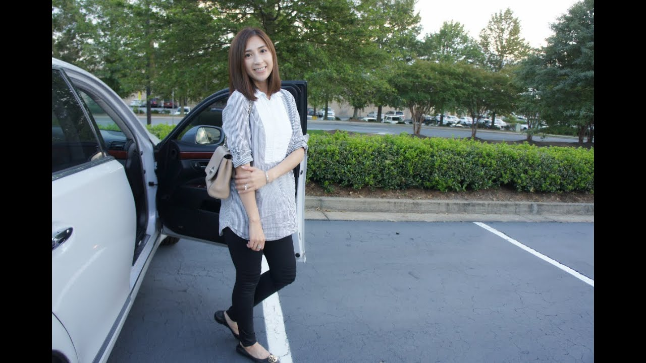 1d038aa451e Outfit of the day  Mulberry+ Tory Burch  Minimalist Styling - YouTube