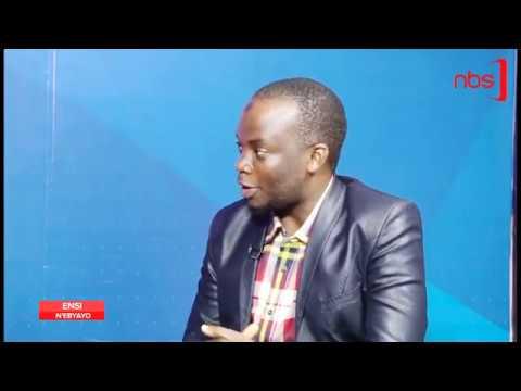 Dr. A. A Kaliisa ku Ensi Nebyayo - 23 April 2017