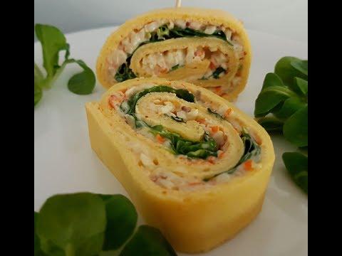 rolls-marins-recette-facile-tupperware,-roulé-salé