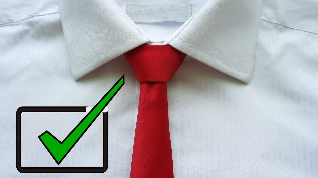 How to Tie a Tie easy way for BEGINNERS (2019) - YouTube