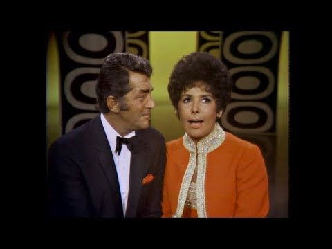 """Dean Martin & Lena Horne - """"Welcome To My World"""" - LIVE"""