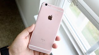 Top 5 Reasons To Buy a iPhone 6S+ In 2020!
