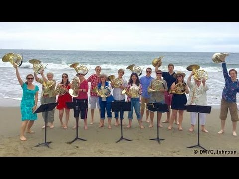 Sarah's Music (Deutsche Welle TV) - Music Academy of the West episode