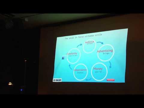 Giannina Segnini - Zero Waste Data Cooking - Hacks Hackers Helsinki 2012 December