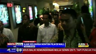 Video Jokowi dan Keluarga Nonton Comic 8 di Bioskop download MP3, 3GP, MP4, WEBM, AVI, FLV September 2018
