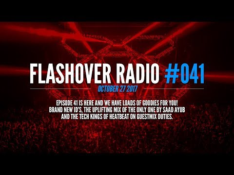 Flashover Radio #041 [Podcast] - October 27, 2017