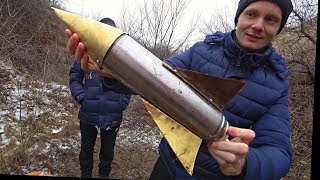 Thermos-Rocket Experiment 😃