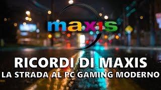 RICORDI DI MAXIS: LA STRADA AL PC GAMING MODERNO