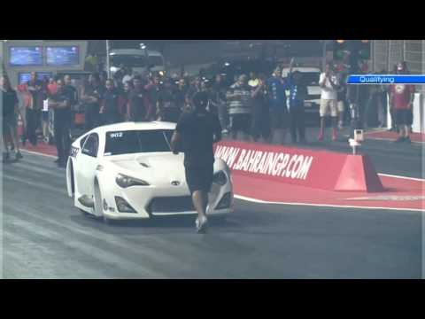 2016/2017 Bahrain Drag Racing Championship Round 1 – Race Day