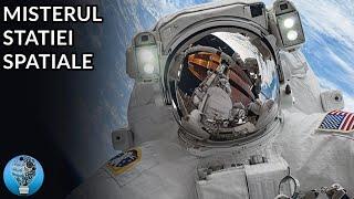 Astronautii nu au putut explica ce au vazut din Statia Spatiala Internationala