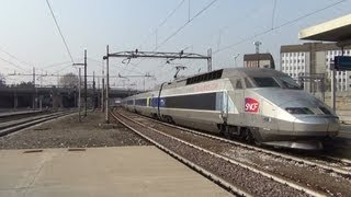 Tutti i treni di Milano Porta Garibaldi (1 parte)
