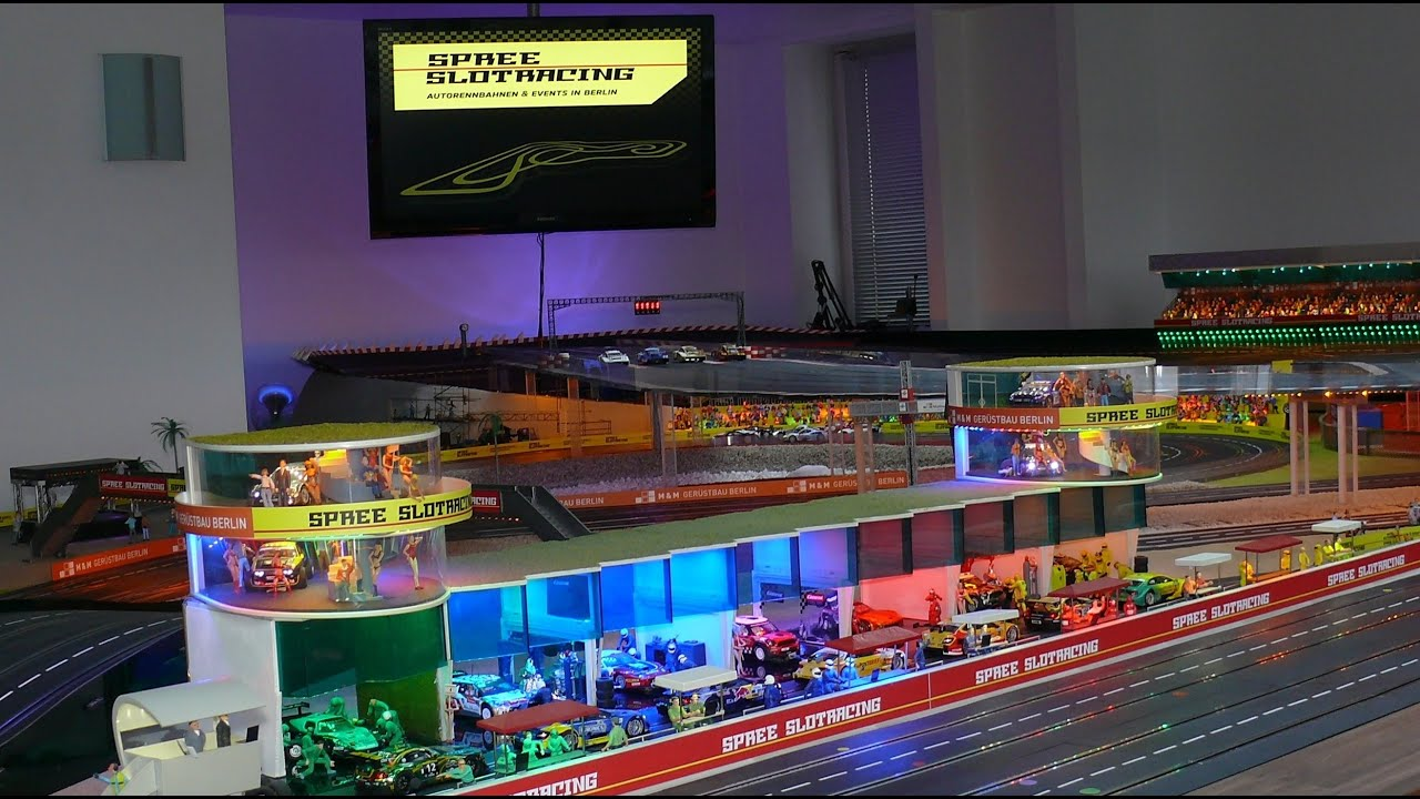 A perfect race car track designed for use by little kids is Carrera First Disney/Pixar Cars 3 – Slot Car Race Track.The track offers feet of racing distance.It features a themed decor which makes it appealing to look at.