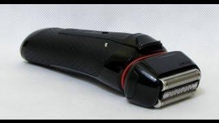 Braun Series 5 5030s test golarki
