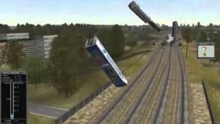 The GAME OVER YEEAAAHH Can Even Be Applied to Train Crashes