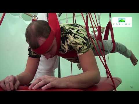 Санаторий Горный. Лечение спины и суставов. Горячий Ключ