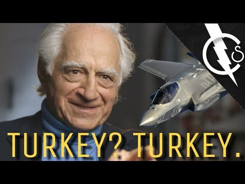 The C.A.B. Show - F-35 Lightning II vs. Pierre Sprey... Who's the REAL Turkey?