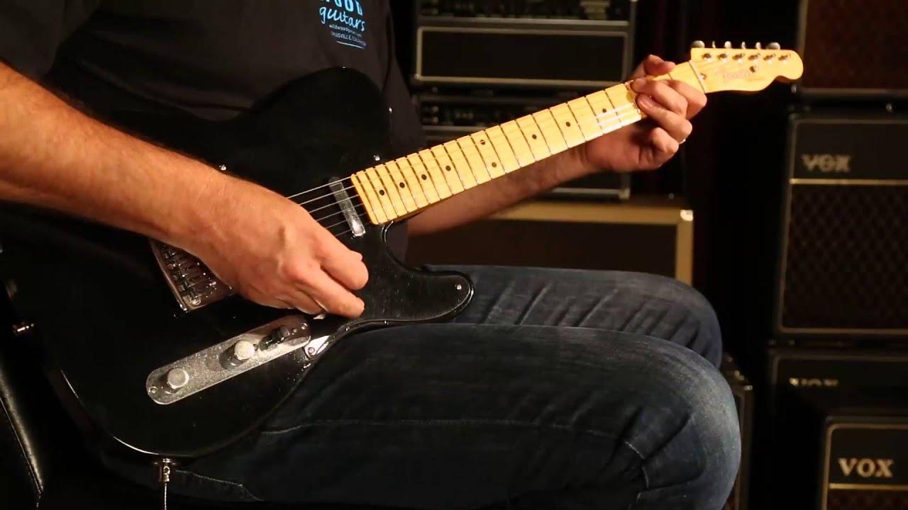 Fender Custom Shop 2012 Closet Classic Telecaster Pro U2022 SN: XN5982