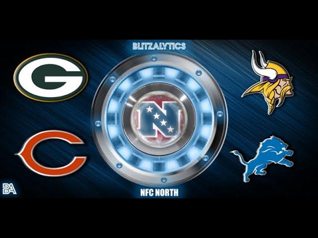 2020 NFC North Draft Grades   Blitzalytics NFL Draft Series