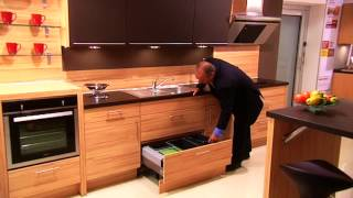 Quality Contemporary Kitchens - Innovative Cabinets