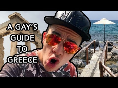 A Gay's Guide To Greece | Gay Travel