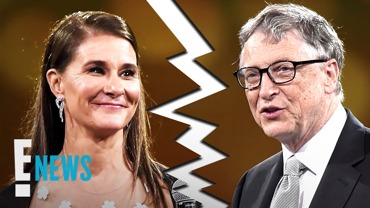 Bill Gates & Melinda Gates Divorcing After 27 Years of Marriage | E! News