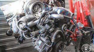 ОСТОРОЖНО! Контрактный Мотор , Япона МАМА