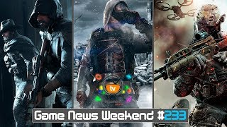 Игровые Новости — Game News Weekend #233 | (Metro Exodus, Call of Duty Black Ops 4, Hunt Showdown)