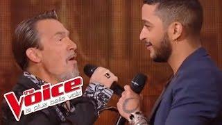 Florent Pagny et Slimane - Les murs porteurs | The Voice France 2016 | Finale