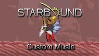Starbound How to add custom music