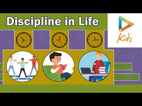 Importance of Discipline in Life | Hungama Kids
