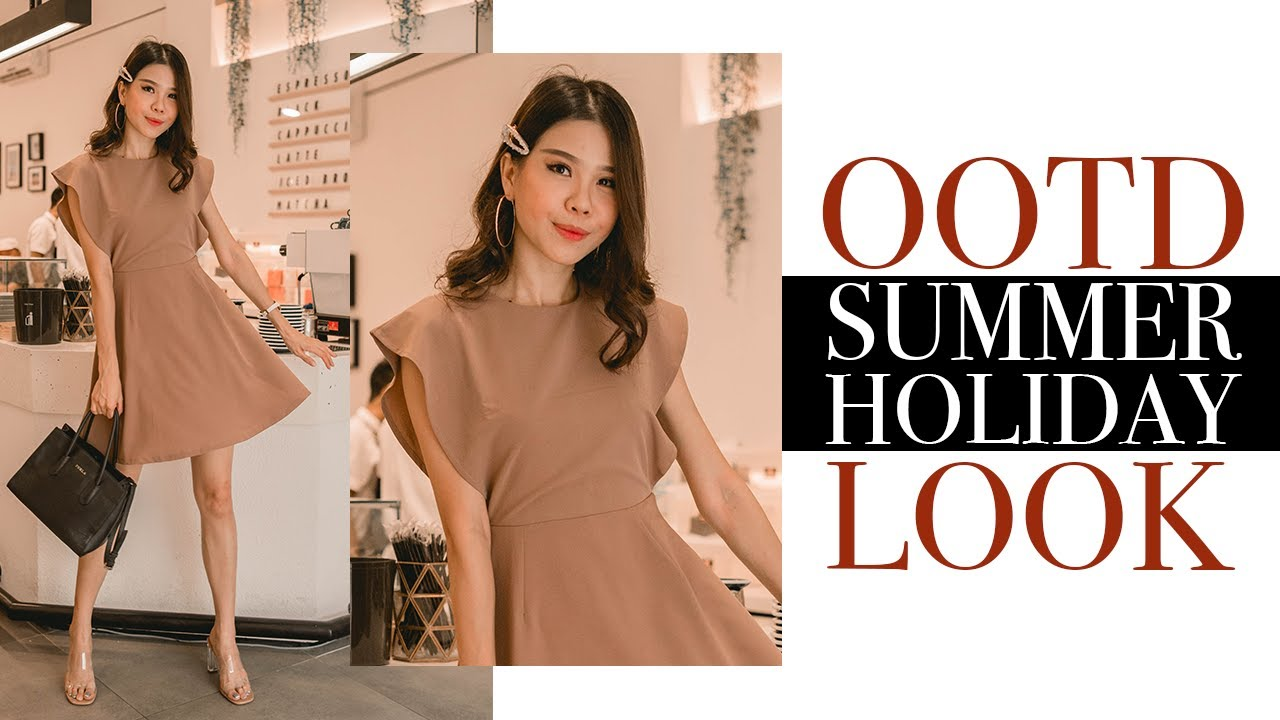 CASUAL SUMMER OUTFITS ☀️| summer fashion lookbook 2019 3