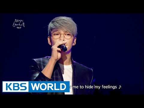 Ra.D - I'm In Love [Yu Huiyeol's Sketchbook]
