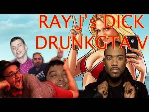 Drunk GTA V #1 (Ray J's Dick)
