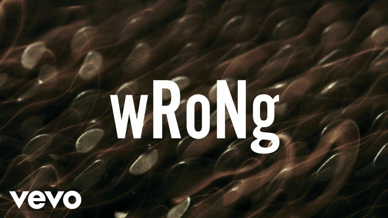 ZAYN - wRoNg (Lyric Video) ft. Kehlani