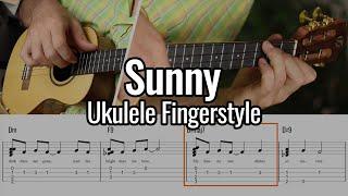 Sunny - Ukulele Fingerstyle (Bobby Hebb)