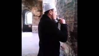 Hafız Osman Bostancı arap makamı ezan