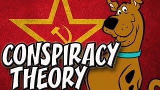 Cartoon Conspiracy Theory   Scooby Doo Secret Russian Experiment