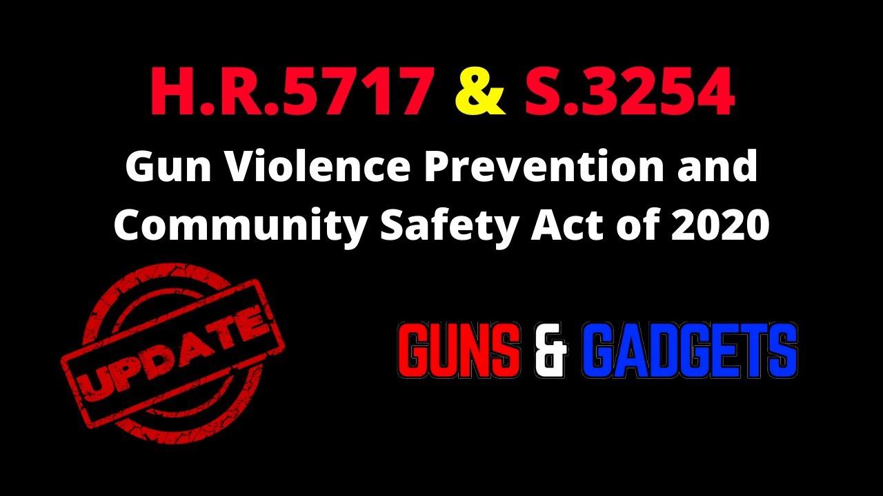 UPDATE: The 2 Biggest Anti-Gun Bills EVER