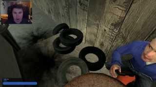 Repeat youtube video TRAMPOSO!! - Garry's Mod (Hide and Seek) #8