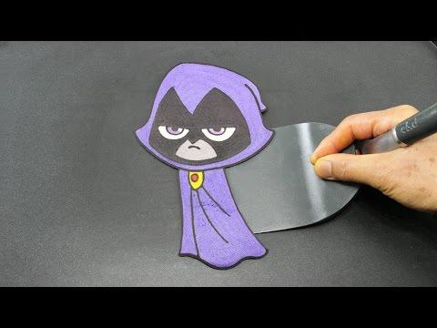 Teen Titans Go! | Ädelmod är ute | Svenska Cartoon Network from YouTube · Duration:  2 minutes 16 seconds