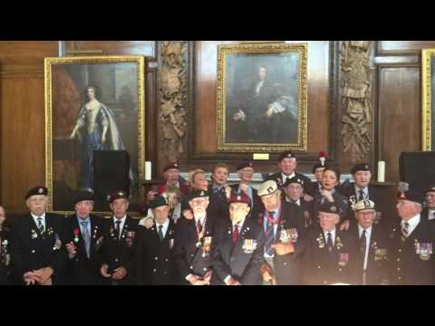 The D-Day Darlings - Royal Hospital Chelsea AUG2016 Pt.2