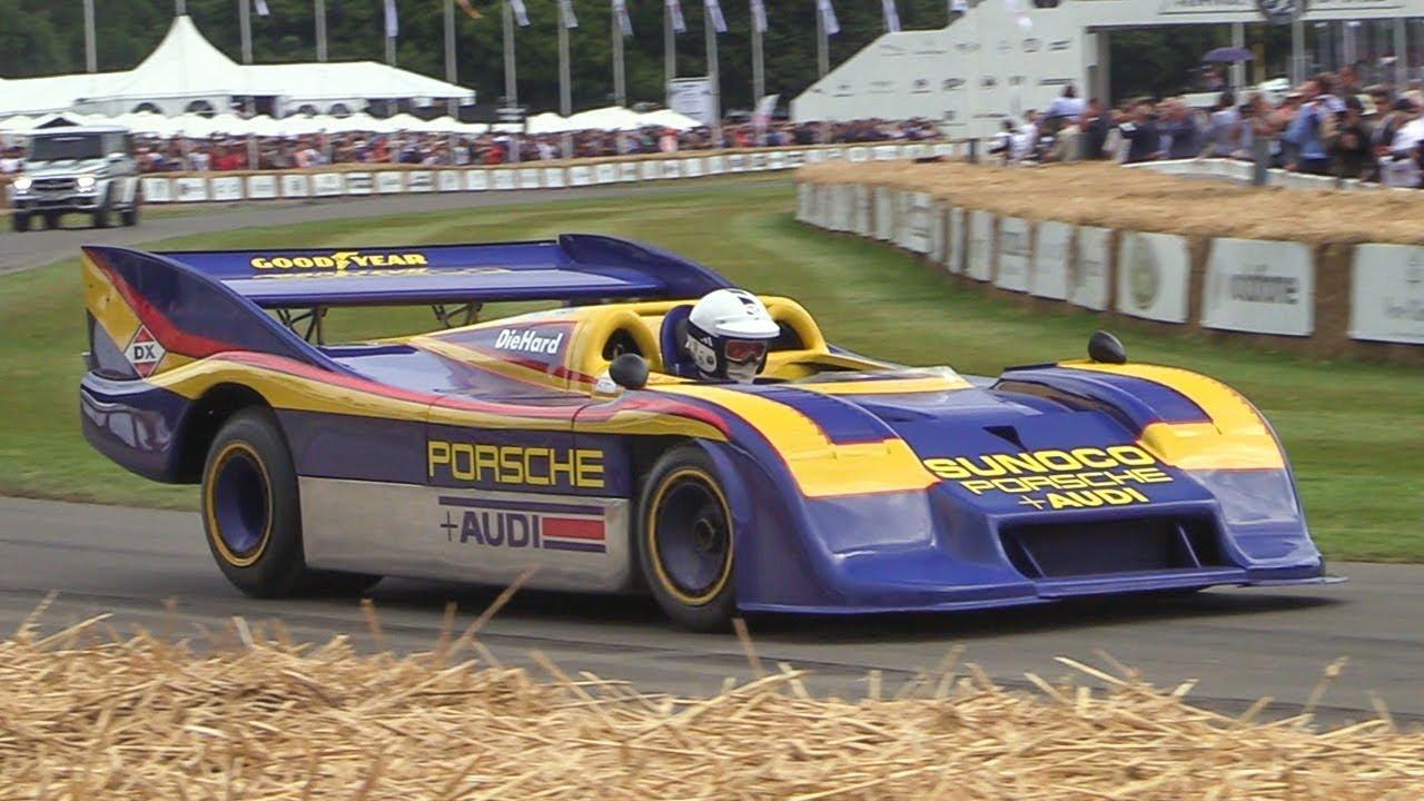 Porsche 917 30 Can Am 1000 Hp Twin Turbo Flat 12 Monster At