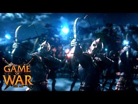 Game of War: Unite the World fragman